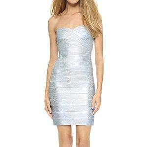 Herve Leger Nazik dress